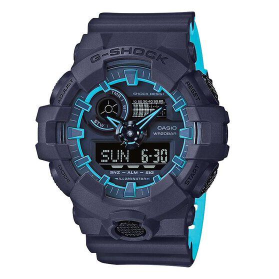 Casio G Shock GA700SE 1A2 Duo Watch, , rebel_hi-res