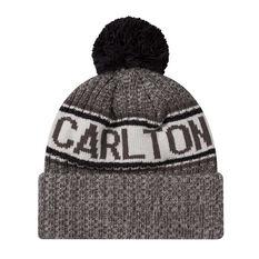 Carlton Blues New Era 6 Dart Cuff Beanie, , rebel_hi-res