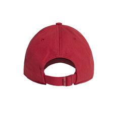 adidas Mens 6-Panel Cotton Cap, , rebel_hi-res