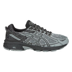 Asics Gel Venture 6 Mens Trail Shoes Grey US 7, Grey, rebel_hi-res