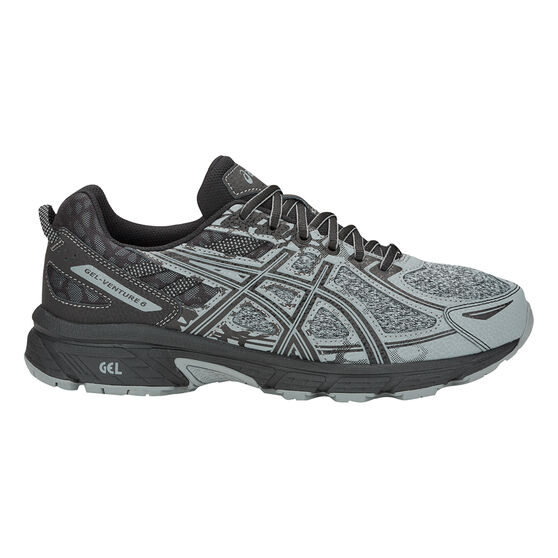 Asics Gel Venture 6 Mens Trail Shoes, Grey, rebel_hi-res