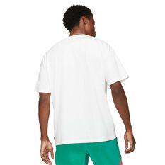 "Giannis ""Freak"" Mens Premium Basketball Tee White S, White, rebel_hi-res"