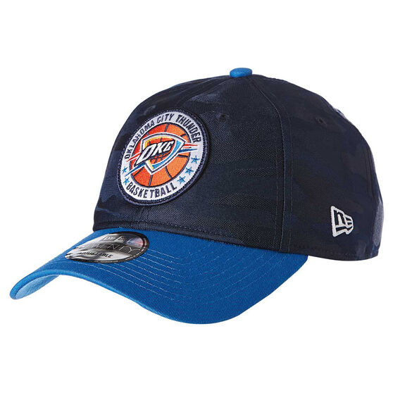 Oklahoma City Thunder 9TWENTY Tip Off Cap, , rebel_hi-res