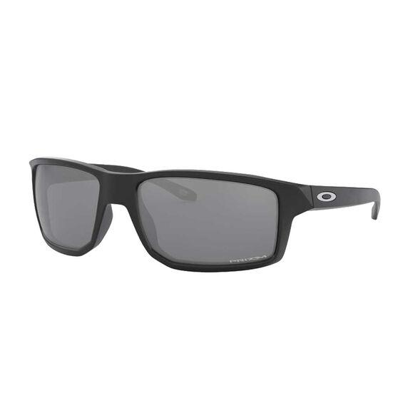 Oakley Gibston Sunglasses Matte Black/Prizm Black, Matte Black/Prizm Black, rebel_hi-res