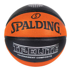 Spalding TF Elite Basketball New South Wales Basketball Orange / Black 6, Orange / Black, rebel_hi-res
