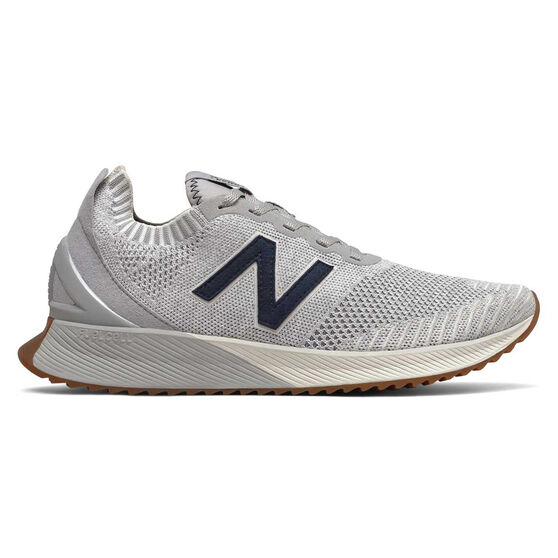 New Balance Echo Mens Running Shoes Grey US 9, Grey, rebel_hi-res