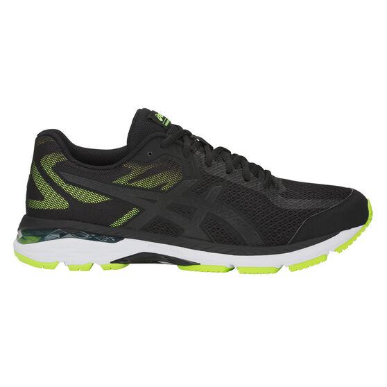 Asics GEL Glyde 2 Mens Running Shoes, Black / Grey, rebel_hi-res