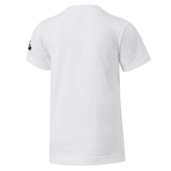 Nike Boys AF1 Connect The Dots Tee, White, rebel_hi-res