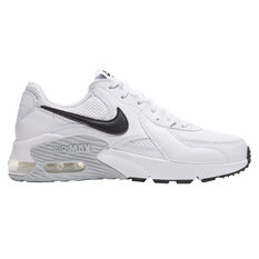 Nike Air Max Excee Womens Casual Shoes White / Black US 5, White / Black, rebel_hi-res