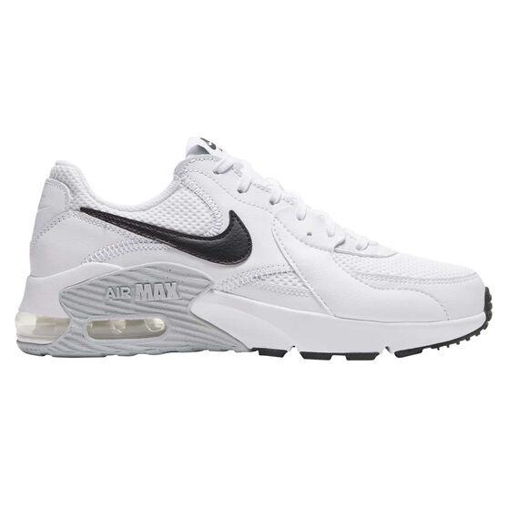 Nike Air Max Excee Womens Casual Shoes White / Black US 6, White / Black, rebel_hi-res