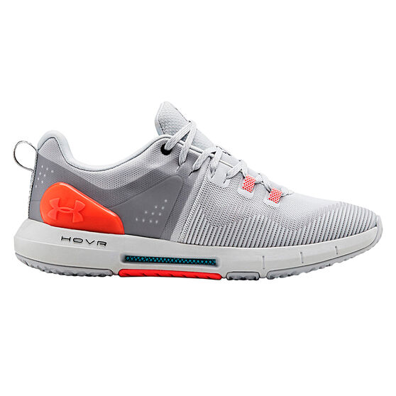 Under Armour HOVR Rise Womens Training Shoes Grey / Red US 10, , rebel_hi-res