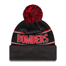 Essendon Bombers New Era Supporter Beanie, , rebel_hi-res