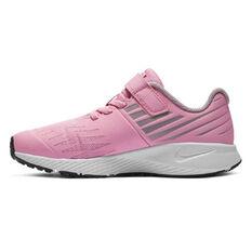 Nike Star Runner Kids Running Shoes Pink / Grey US 11, Pink / Grey, rebel_hi-res