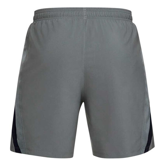 Under Armour Mens Launch 7in Shorts, Grey, rebel_hi-res