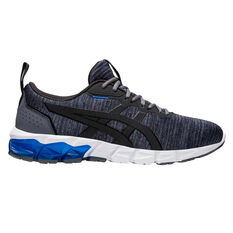 Asics GEL Quantum 90 2 Street Mens Casual Shoes Grey/Blue US 7, Grey/Blue, rebel_hi-res