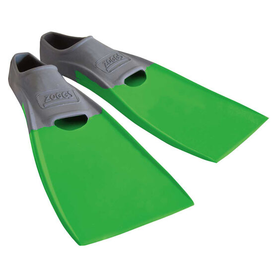Zoggs Long Blade Training Fins US 7-8, , rebel_hi-res