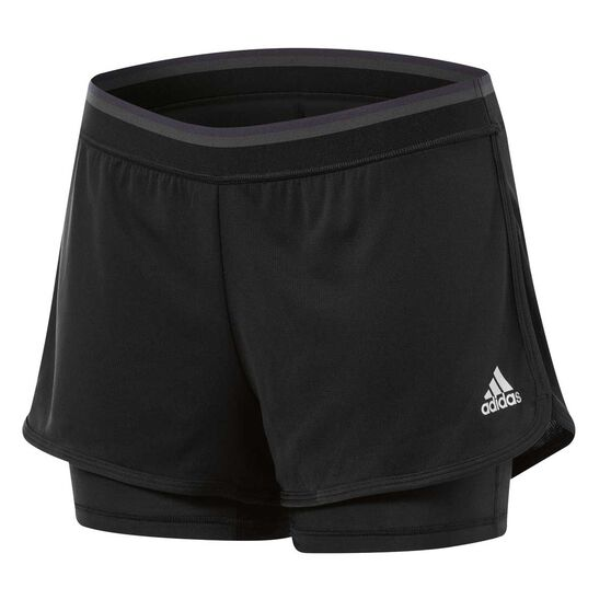 adidas Womens Climachill Shorts, , rebel_hi-res