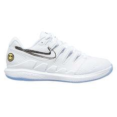 Nike Zoom Vapor X Womens Tennis Shoes White / Black US 6, White / Black, rebel_hi-res