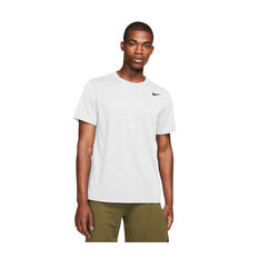 Nike Mens Dri-FIT Legend 2.0 Training Tee, White, rebel_hi-res