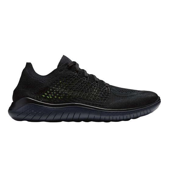 more photos 07746 979c5 Nike Free Run Flyknit 2018 Mens Running Shoes, , rebel hi-res