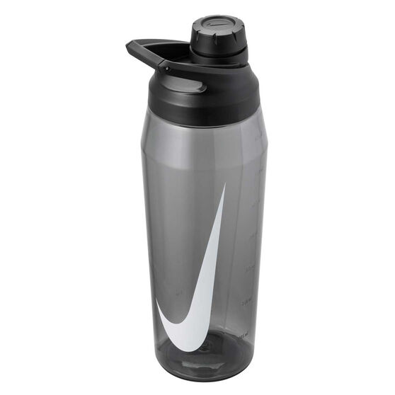 Nike Hypercharge 946ml Water Bottle Anthracite, Anthracite, rebel_hi-res