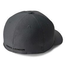 Under Armour Boys Blitzing 3.0 Cap Grey/Black XS / S XS / S, Grey/Black, rebel_hi-res
