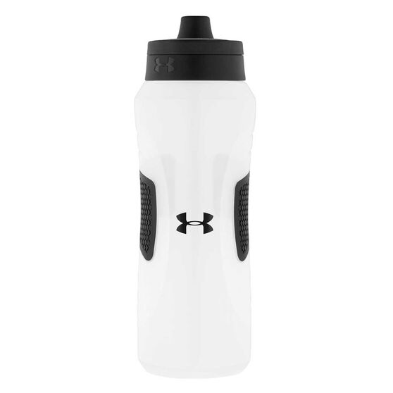 Under Armour  Undeniable Quickshot 940ml Water Bottle Clear 940ml, Clear, rebel_hi-res