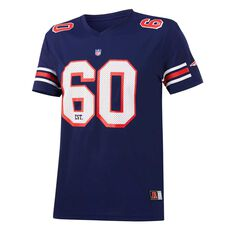 New England Patriots Poly Mesh Tee, , rebel_hi-res