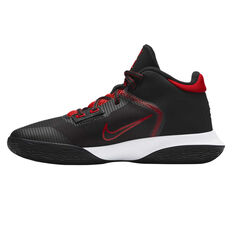 Nike Kyrie Flytrap 4 Kids Basketball Shoes Black US 4, Black, rebel_hi-res