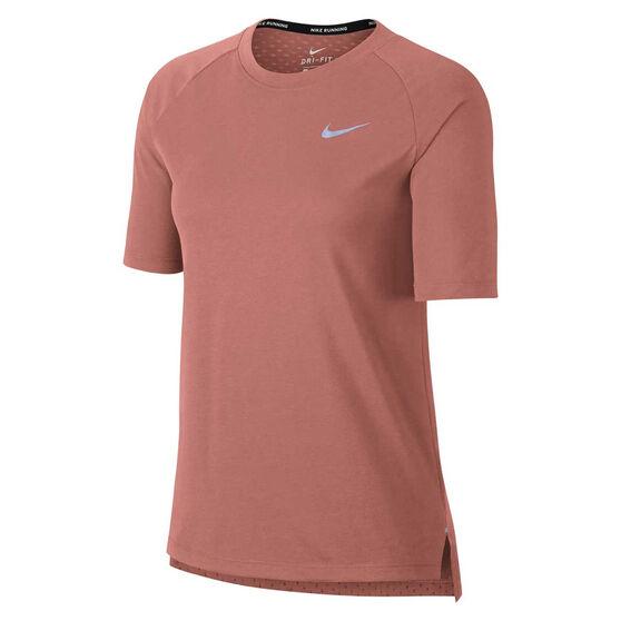Nike Womens Tailwind Tee, , rebel_hi-res