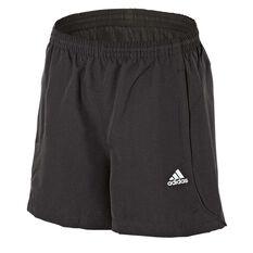 adidas Boys Essential Chelsea Shorts Black 8, Black, rebel_hi-res