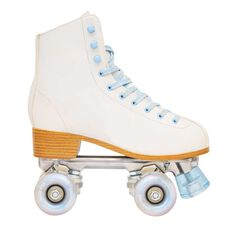 Goldcross GXCRetro2 Roller Skates White 2, White, rebel_hi-res