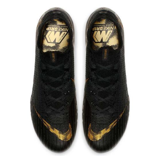 san francisco 293c7 dc7df Nike Mercurial Superfly 6 Elite Mens Football Boots Black / Gold US Mens 8  / Womens 9.5