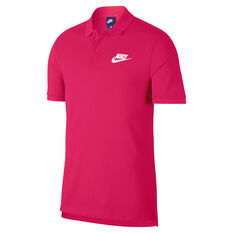 Nike Mens Sportswear Matchup Polo Red XS, Red, rebel_hi-res