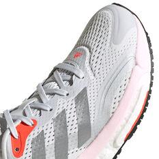 adidas Solar Boost 3 Womens Running Shoes, Grey, rebel_hi-res