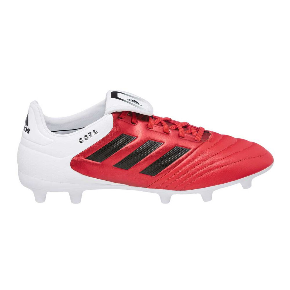 01ae4ed8b2d2 adidas Copa 17.3 Mens Football Boots Red   Black US 8.5 Adult ...