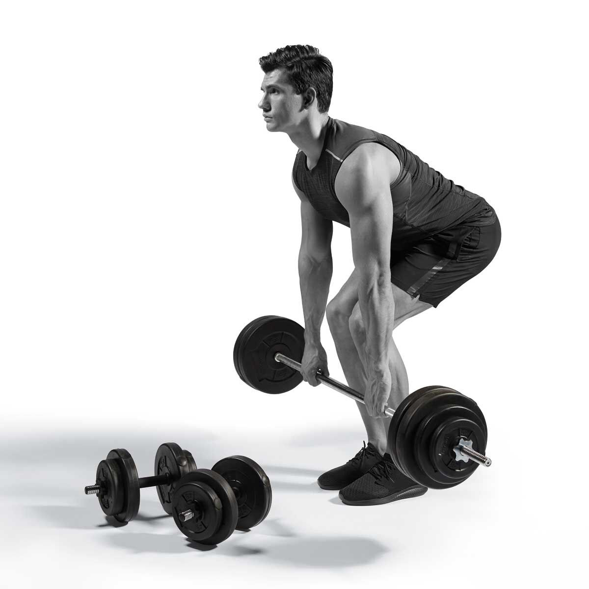Weight plates sets home gym rebel
