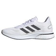 adidas Supernova Mens Running Shoes White/Grey US 7, White/Grey, rebel_hi-res