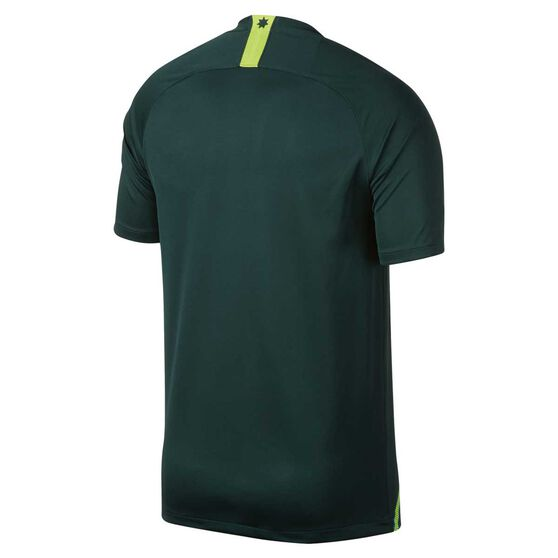 Socceroos 2018 Mens Away Football Jersey S, , rebel_hi-res