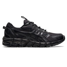 Asics GEL Quantum 90 2 Kids Casual Shoes Black US 4, Black, rebel_hi-res