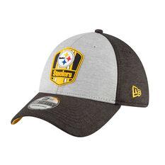 Pittsburgh Steelers New Era 39THIRTY Sideline Road Cap, , rebel_hi-res