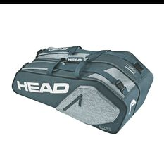 Head Core 6R Combi 6 Racquet Tennis Bag Blue / Grey, , rebel_hi-res