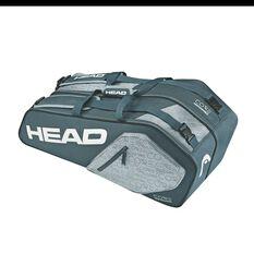 Head Core 6R Combi 6 Racquet Tennis Bag Blue / Grey, , rebel_hi-res