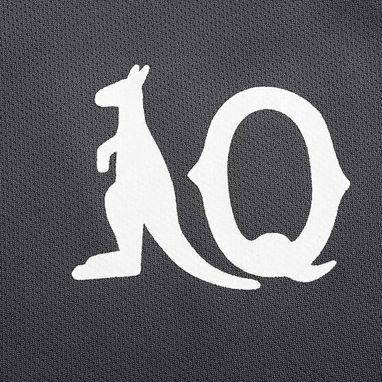 QLD Maroons State of Origin 2020 Mens Training Tee, Grey, rebel_hi-res