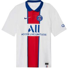 Paris Saint Germain FC 2020/21 Mens Away Jersey, , rebel_hi-res