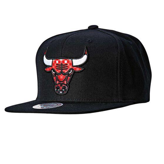 Chicago Bulls 2018 Easy Three Digital Snapback Cap OSFA, , rebel_hi-res