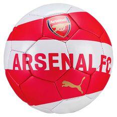 694a058fe Puma Arsenal Fan Mini Football Red   Black 3