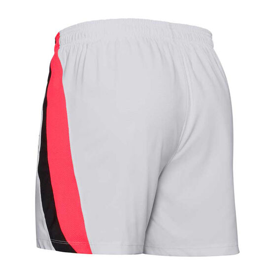 Under Armour Mens Launch 5in Shorts, Grey, rebel_hi-res