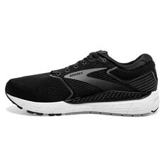Brooks Beast 20 2E Mens Running Shoes Black US 8, Black, rebel_hi-res
