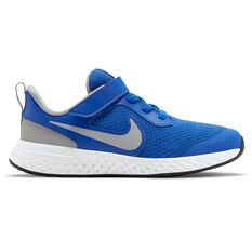 Nike Revolution 5 Kids Running Shoes, Blue, rebel_hi-res